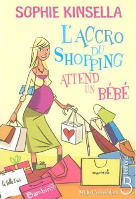 L'accro du shopping attend un bebe