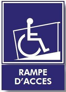 Rampe d 39 acc s l 39 estran le blog tourisme et handicap de binic for Rampe d acces handicape