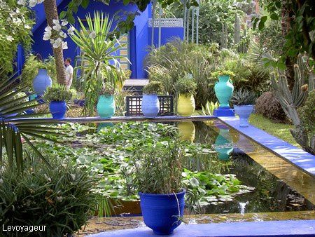 Album villa et jardin majorelle le blog de for Decoration jardin villa