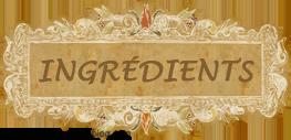Ingredients3-sign