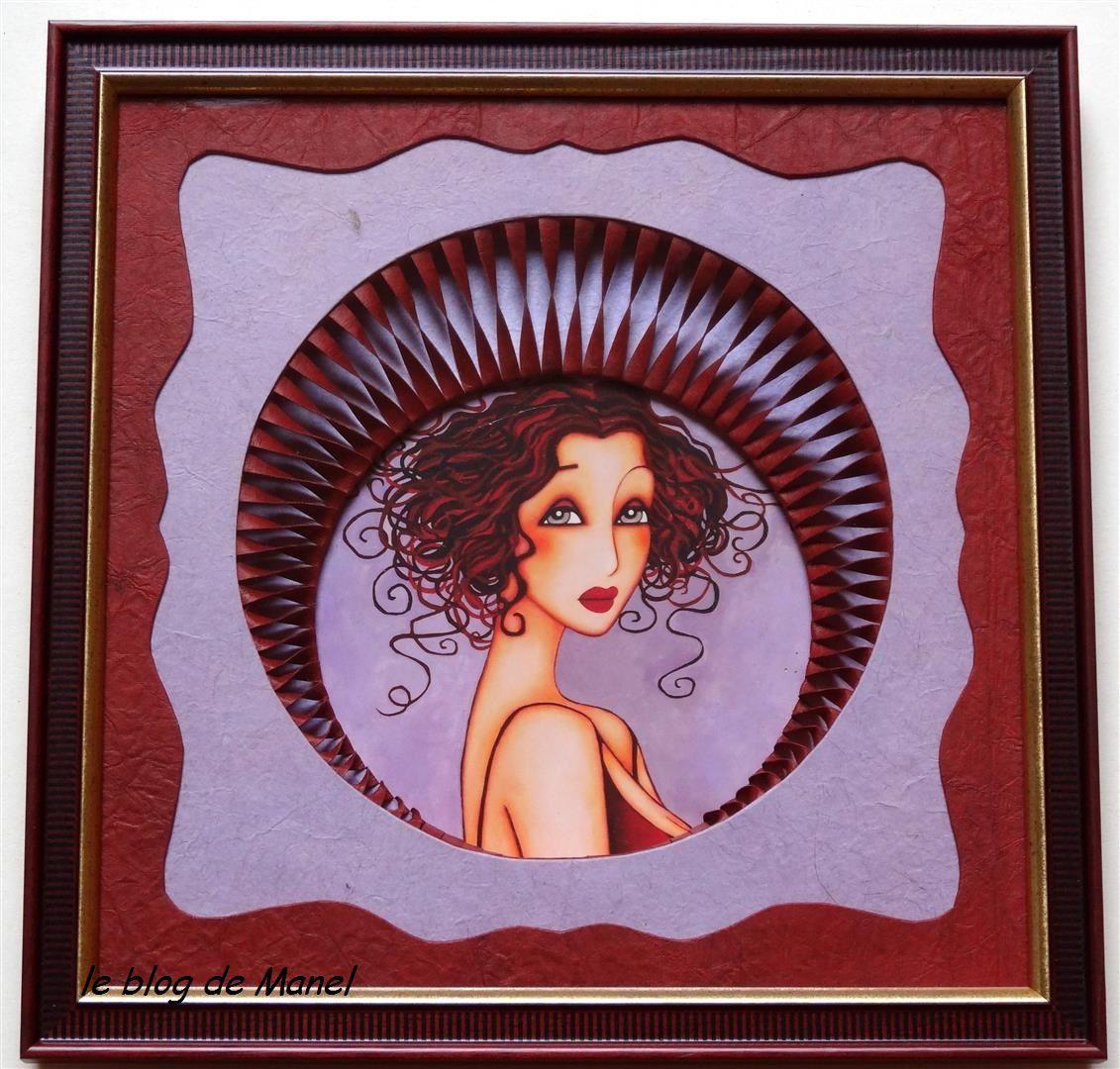 - Cercles décalés - le tourbillon - les écailles - Hexagone ruban- Ellipse en spirale- PP art nouveau- Drapé croisé en ammande