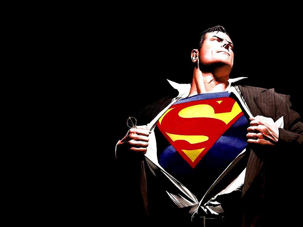 Wallpaper Fond D Ecran Super Heros Superman Le Monde Des Gifs
