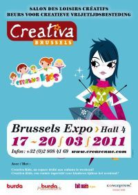 Creativa Bruxelles 2011