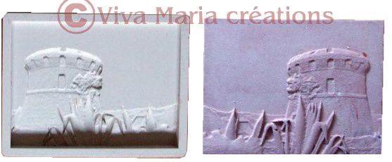 Sculpture d'après photo: moule et tirage en plâtre - Repliqua 3D: sculpteur CFAO