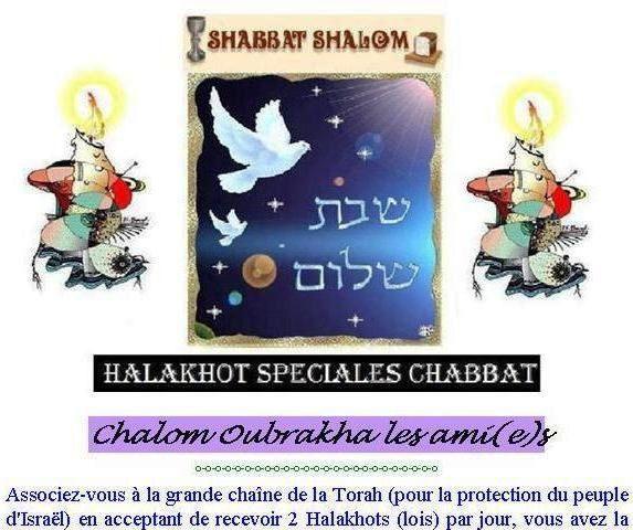 Masterl Halakhot Chabbat 001