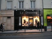 dressing angers