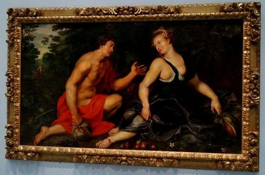 Louvre-Lens_-_L-Europe_de_Rubens_-_129_-_Vertumne_et_Pomone.JPG