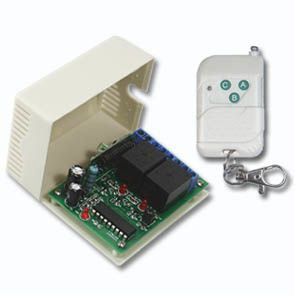 rf remote control coral home 2 channel rf remote control kit jpg see the following wiring diagram