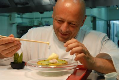 les grandes figures de la cuisine moléculaire - le blog de cuisine