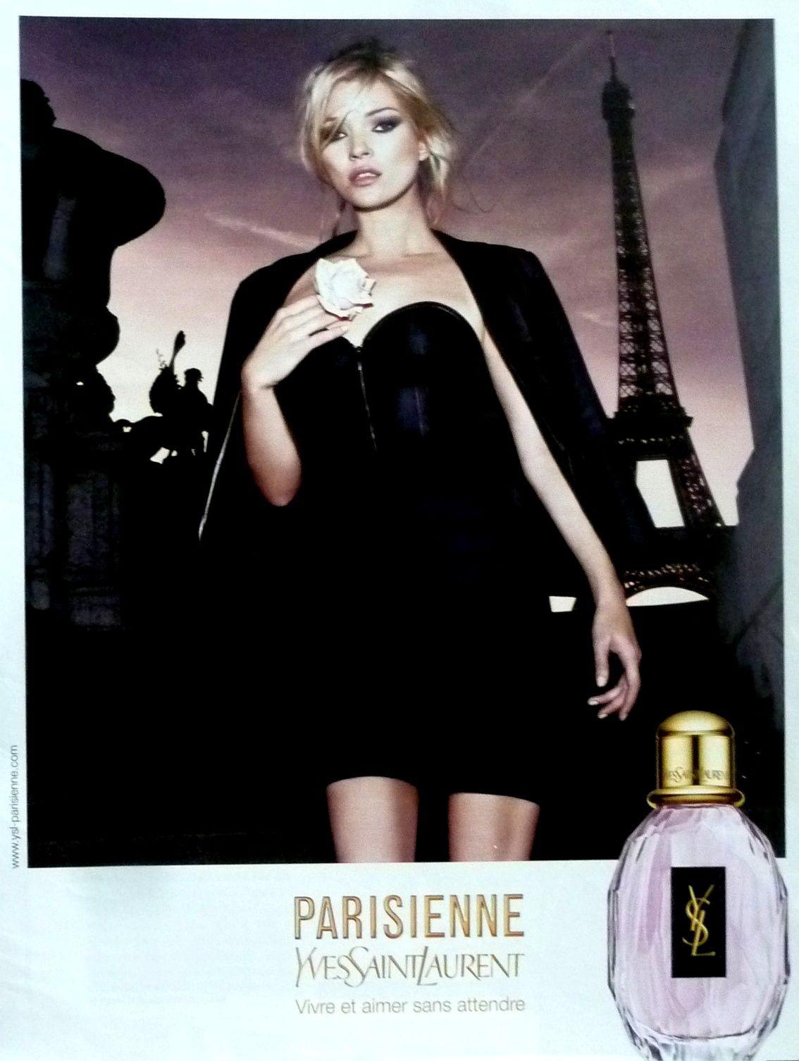 S comme Yves Saint Laurent