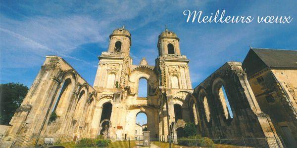 Offrez vos v ux avec les cartes de l 39 office de tourisme - Office de tourisme saint jean d angely ...