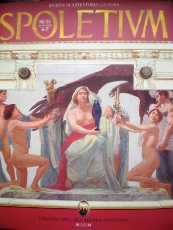 La rivista Spoletium compie sessant'anni