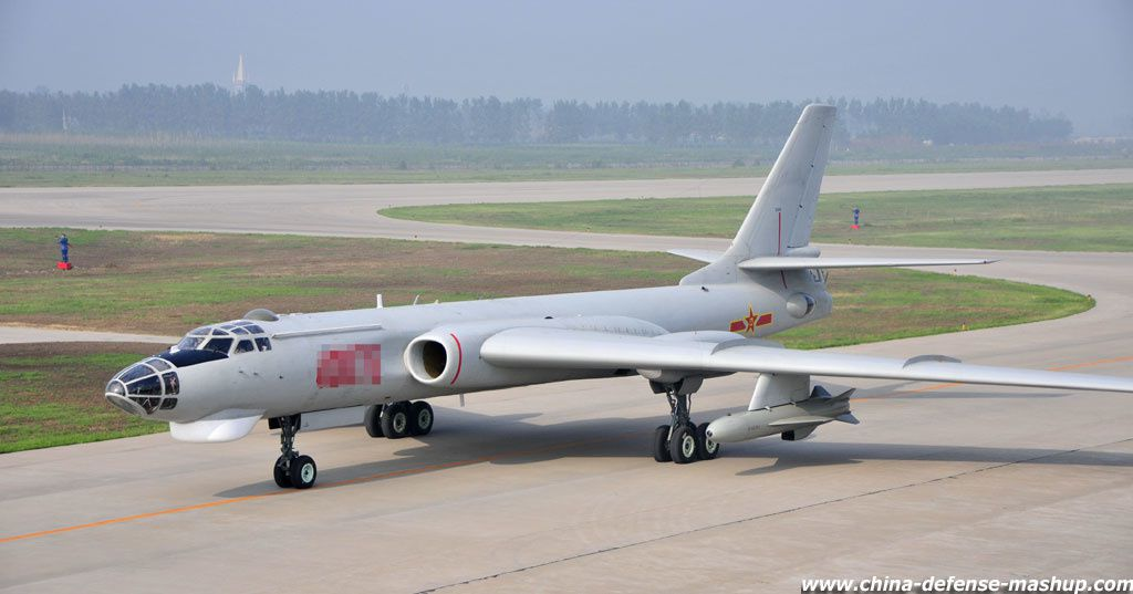 China's Air Force Developing Multiple Future Weapons in ...