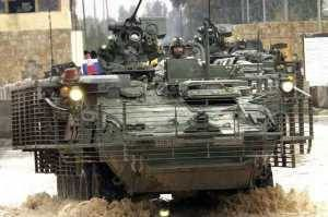 Stryker photo US Army