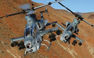 AH-1Z Super Cobra photo Bell Helicopters