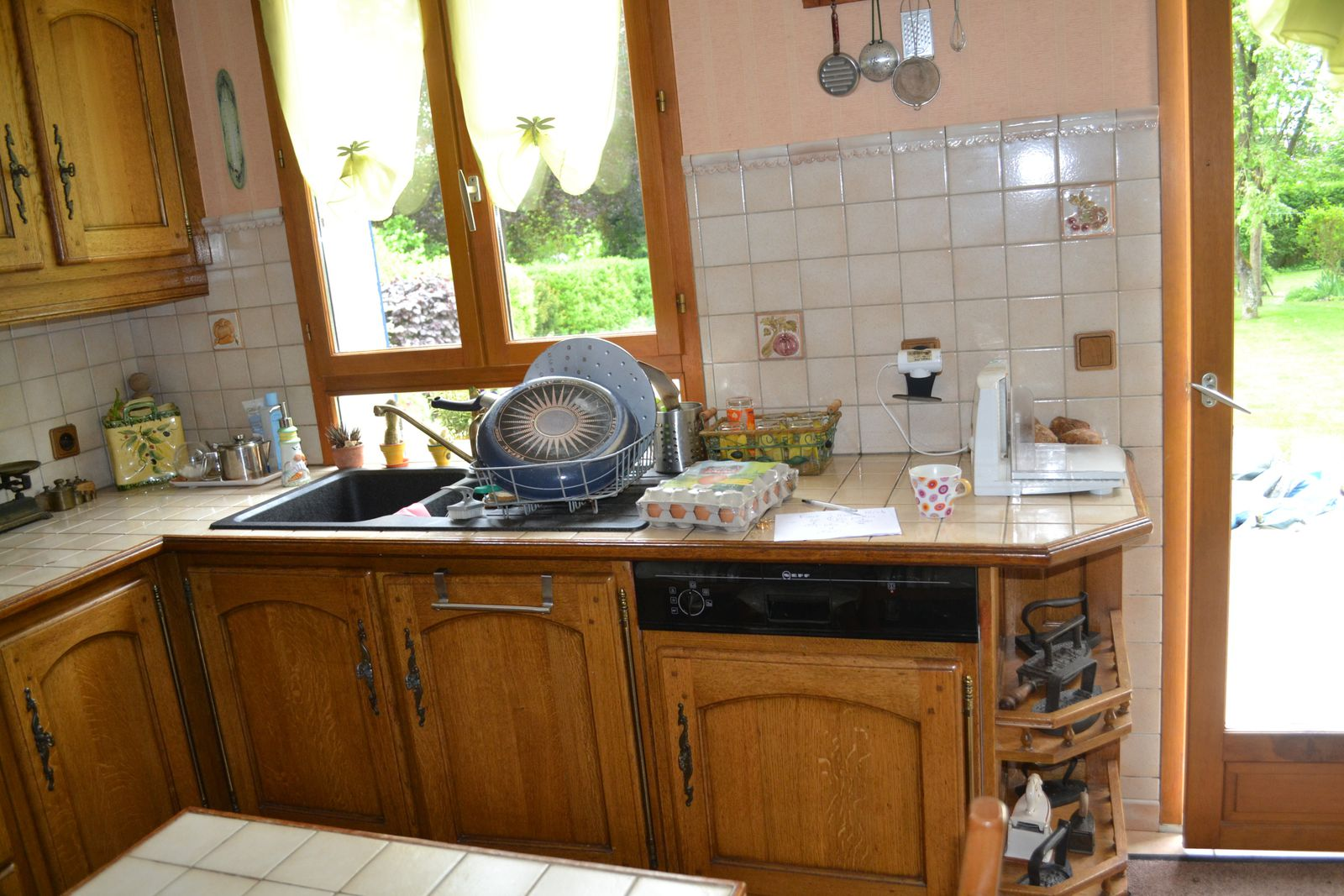 Relooking cuisine ambiance patine relooking de meubles - Relooking cuisine ancienne ...