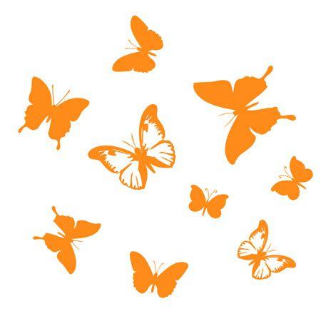 Gifs papillons le blog de - Dessin petit papillon ...