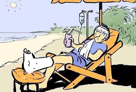 vacances Convalescence