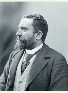 Jaurès en 1898