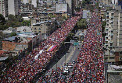 Obsèques Hugo Chavez
