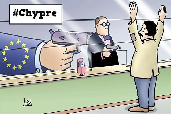 Banque chypre