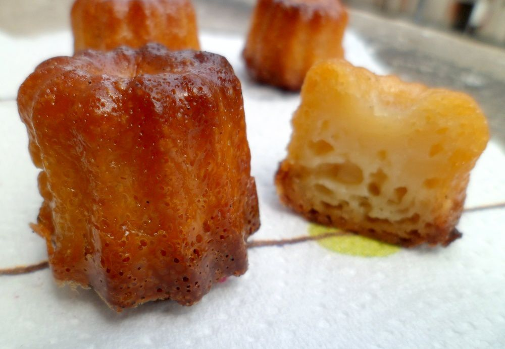 Canneles Recipes — Dishmaps