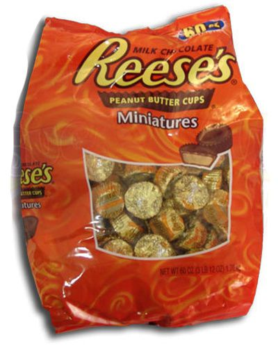 reeses peanuts butter candy
