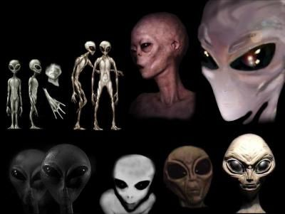 extraterrestre apparence