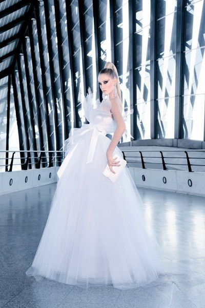 Quel est le créateur de robe de mariée que vous préférez ?