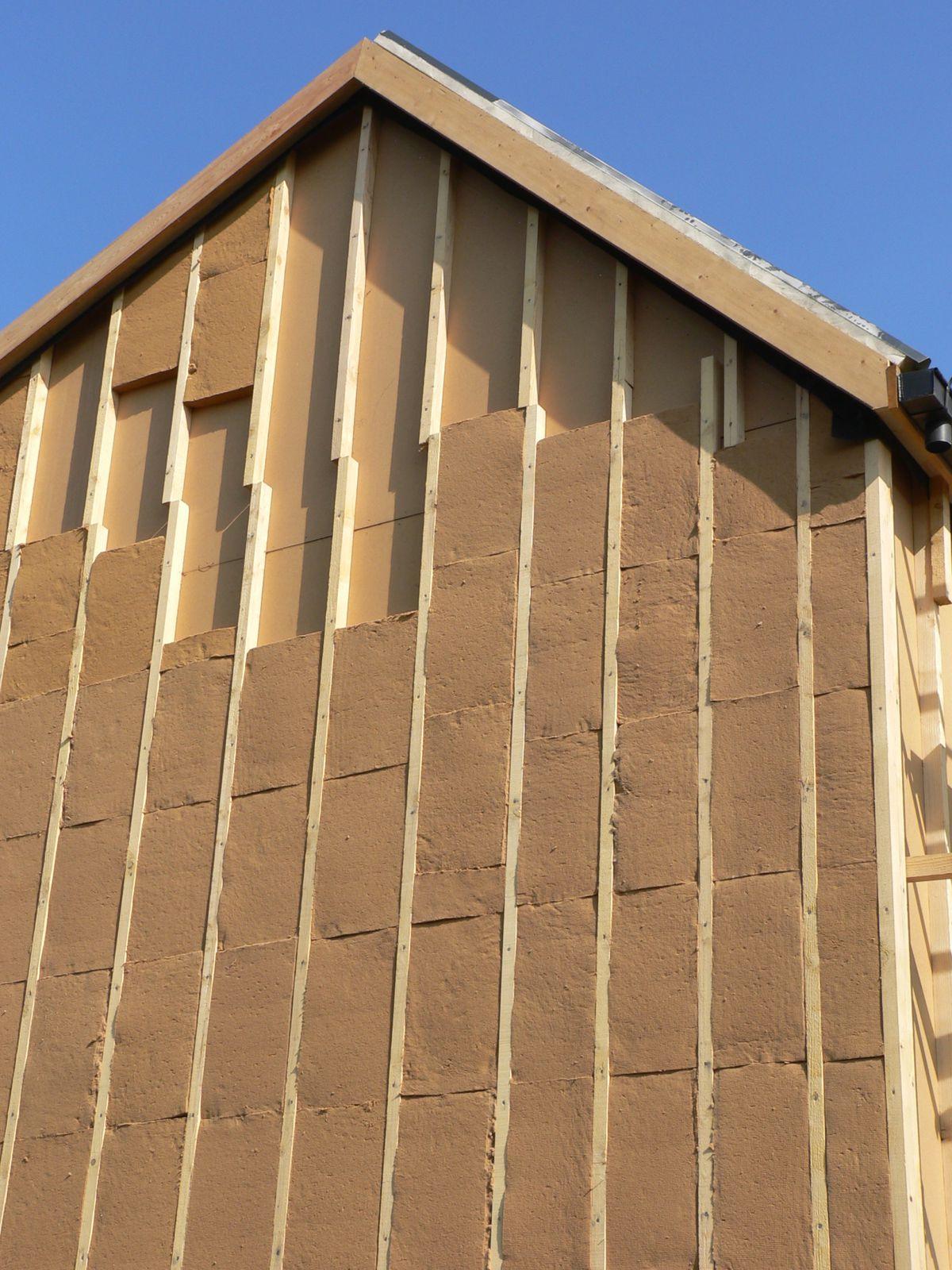 une mob au pays des pommes pour suivre la construction de notre maison ossature bois une. Black Bedroom Furniture Sets. Home Design Ideas