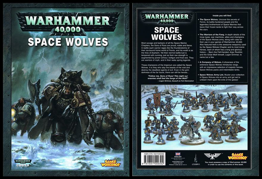 Codex 7th pdf space wolves