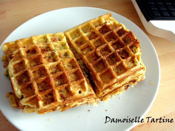 gaufre-courgette-dinde