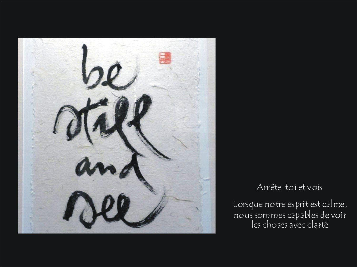 Album - Calligraphies