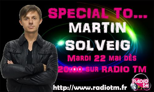 Special to Martin Solveig