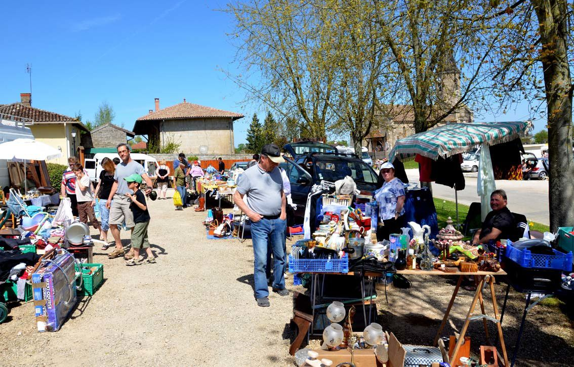60 exposants la brocante de la cantine 01 saint for Brocante dans 60