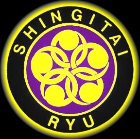 DYA - Shingitai Ryu jaune pour affiche