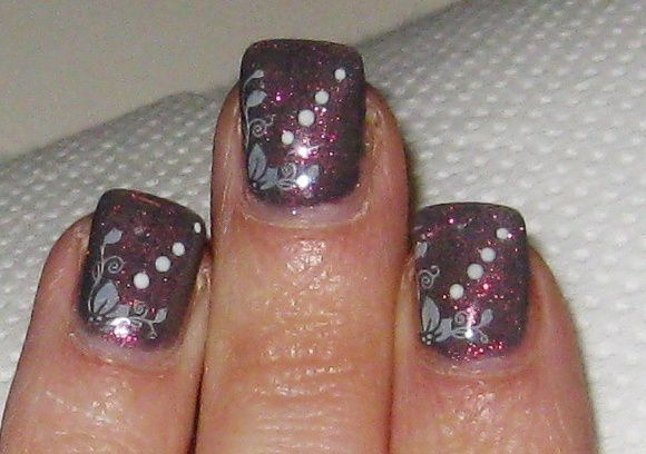 nail art avec plaque konad - Le blog de nailartbeauty456.over-blog.com