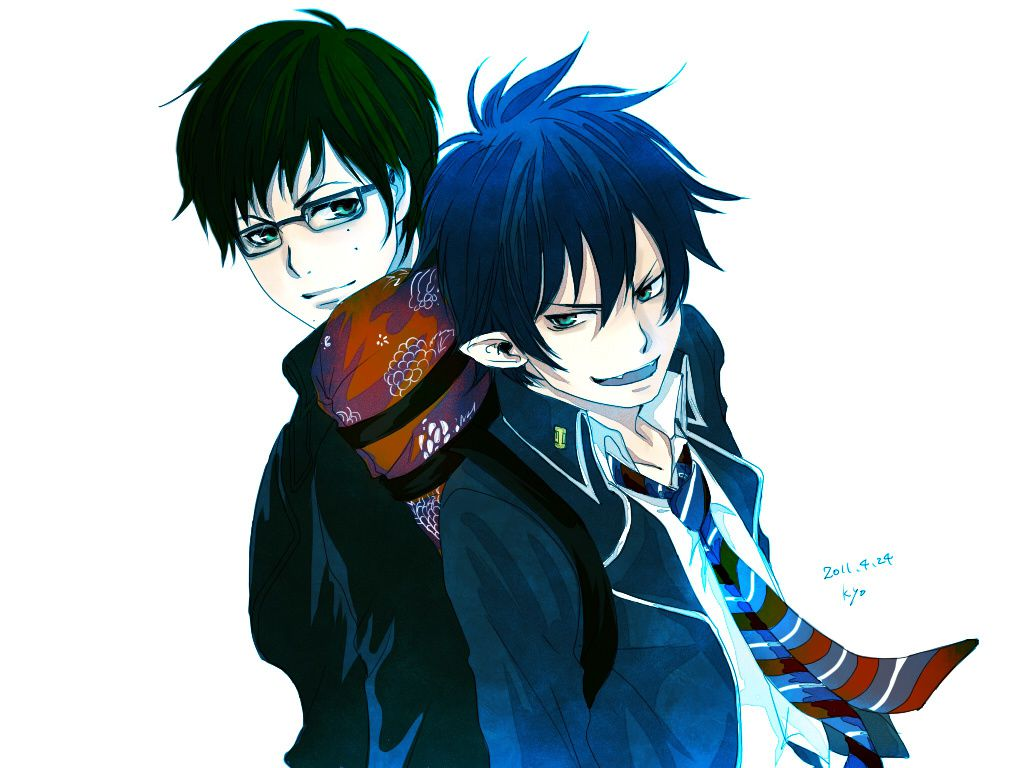 Album Ao No Exorcist Wallpapers Wonderland Wallpapers