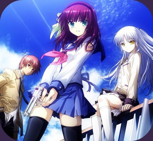 Design Catégorie Angel Beats Wallpapers