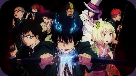 Design Catégorie Ao No Exorcist Wallpapers