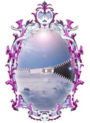 la symbolique du miroir l 39 univers de veronique arlette