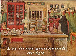 challenge livres gourmands - Syl