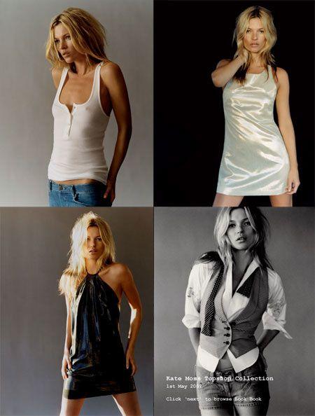 Kate Moss mini