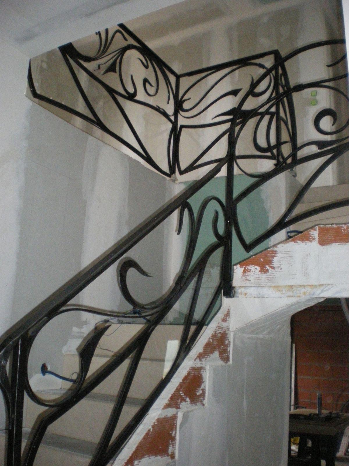 album garde corps le blog de l 39 art de fer ferronnerie d 39 art. Black Bedroom Furniture Sets. Home Design Ideas