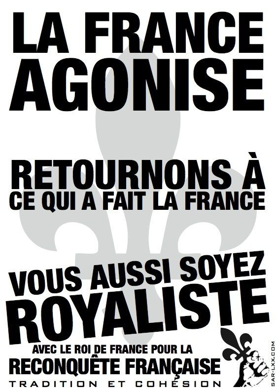 Retournons à ce qui a fait la France