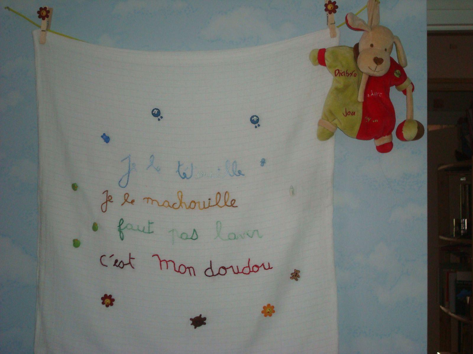 Broderie, couture, bricolage pour enfants...