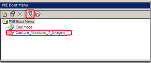 How to Capture a Windows 7 image with LANDesk Management