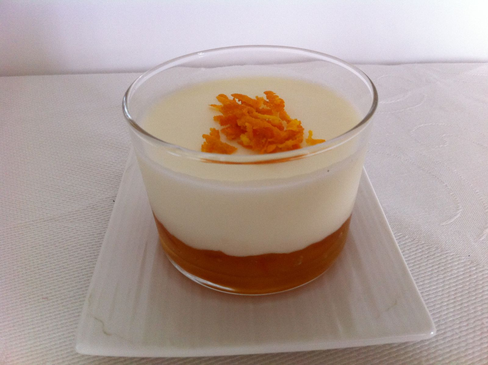 postres con yogurt natural