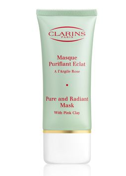 masque purifiant eclat l 39 argile rose clarins le blog de be yourself via cosmetic make up. Black Bedroom Furniture Sets. Home Design Ideas