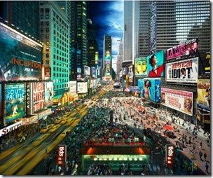 Stephen Wilkes - Day to Night 1